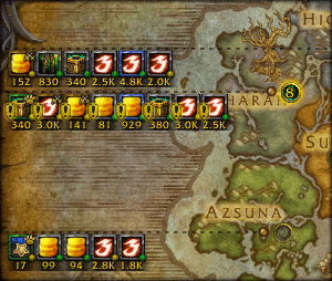 best world of warcraft world quest tracker addon