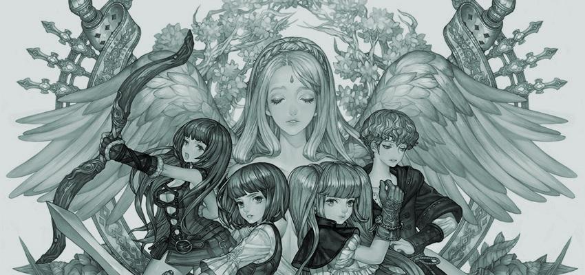 tree of savior silver art
